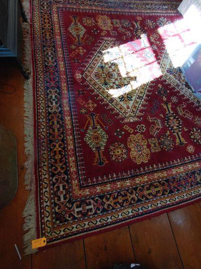 Oriental Style Room Size Carpet