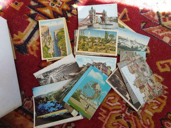 Asst. Vintage & Modern Postcards
