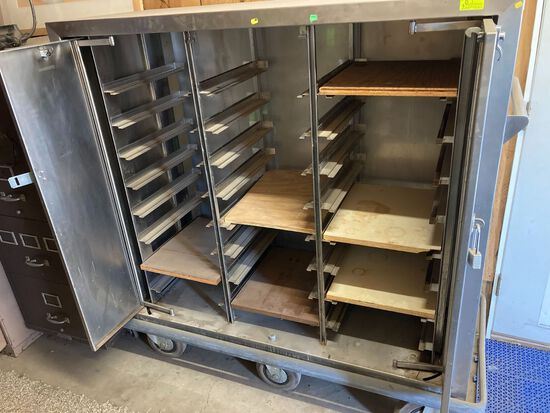 Stainless Steel Food Storage System