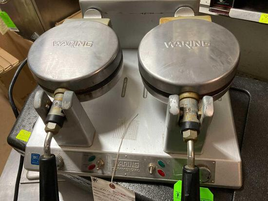 Waring Commercial Waffle Maker