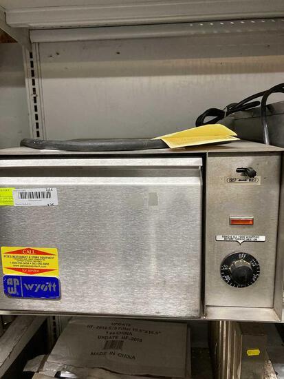 APW Bread Warmer