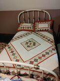 Full Size Bed w/ Headboard & Footboard