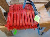 (10) Roof Jacks & (2) Ladder Hooks