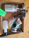 Asst. Spray Guns & Respirator