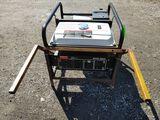 Dayton 6000 Watt Professional Duty Portable Generator