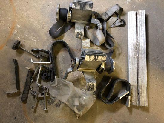 Aluminum Truck Rack Parts