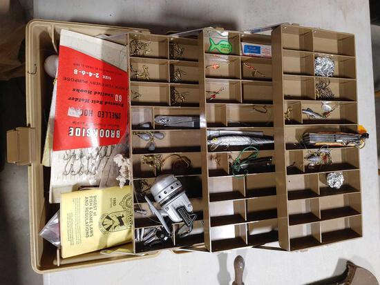 Tacklebox w/ Asst. Fishing Gear