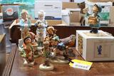 Asst. Goebel & Hummel Figurines