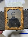 (2) Early Tintype Photographs