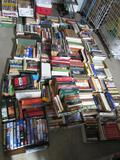 (50) Boxes of Books