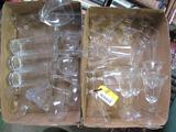 (36) Assorted Glassware & Crystal
