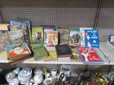 (25+/-) Vintage Childrens Books
