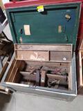 Antique Carpenters Tool Chest w/ Contents