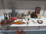 Asst. Antique Collectibles