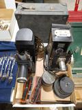 (2) Vintage Keystone Moviegraph Projectors