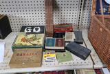 Asst. Vintage Games