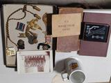 Asst. Military Collectibles