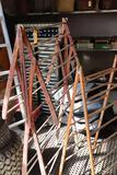 (2) Wood Folding Clothing Dry Racks