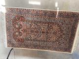 Hand-Woven Iranian Area Rug