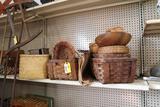 Asst. Vintage Baskets
