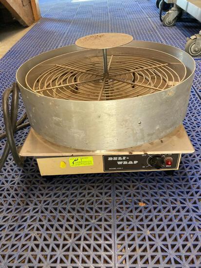 Deli-Wrap Heat Seal Machine