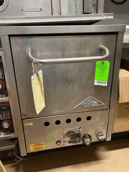 Castle Pizza Oven