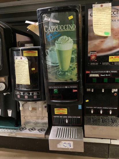 Cecilware Hot Beverage Dispenser