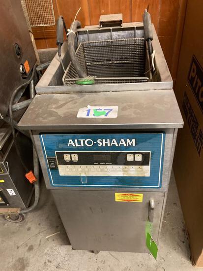 Alto-Shaam Electric Fryer