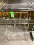 Wire Display Rack