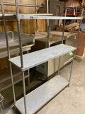 Three Tier Metro Shelf Unit
