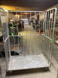 Aluminum Folding Cart