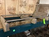 (9) Asst. Stainless Steel Pieces
