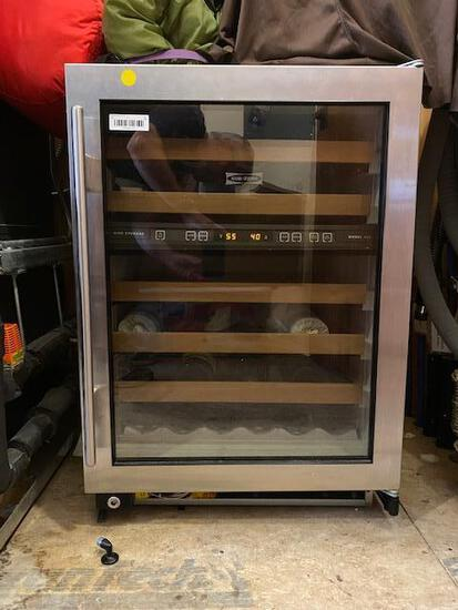 Sub-Zero Model 424 Refrigerated Wine Cooler