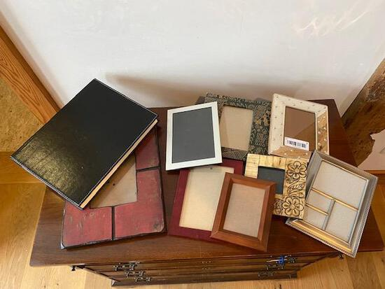 Picture Frames & Album