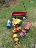 Radio Flyer Wagon & Toys