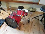 Pulse Junior 3-Piece Drum Kit