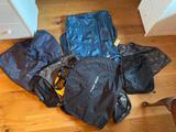 (10) Garment & Duffle Bags