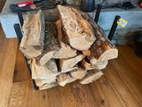 Steel Wood Rack