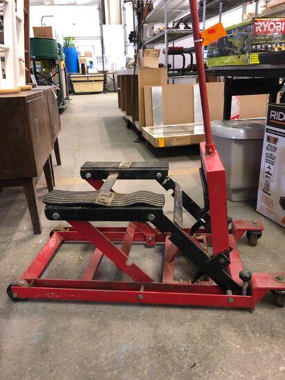 Powerlift Motorcycle / ATV Lift