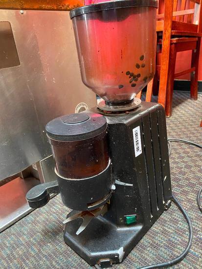 La San Marco SM90 Espresso Grinder