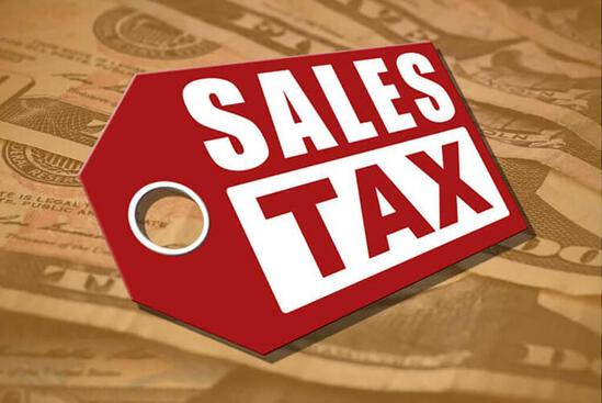 SALES TAX EXEMPT BIDDERS AND OUT OF STATE BIDDERS! PLEASE READ!