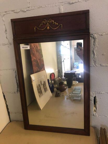 Sheraton Style Mirror