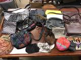 (20+/-) Decorator and Vintage Handbags