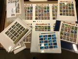 Collectible Sporting Stamp Lot