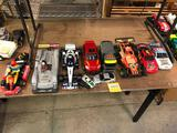 (10) Assorted Cars and Trucks