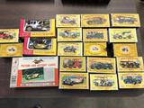 (19) Matchbox Models of Yesteryear in Boxes