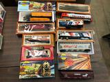 (15) Piece HO Scale Trains and Track