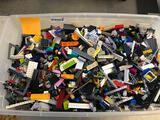 Large Tub of Legos