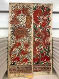 Pair Gaudencio Garcia Mexican Paintings on Paper
