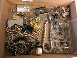 Costume Jewelry Box